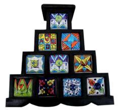 Ten Drawers Spice Box