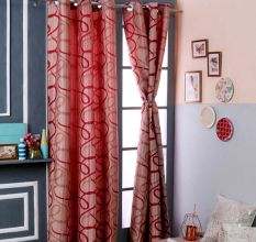 Curtains & Curtain Holders