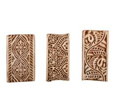 Border Wooden Printing Blocks