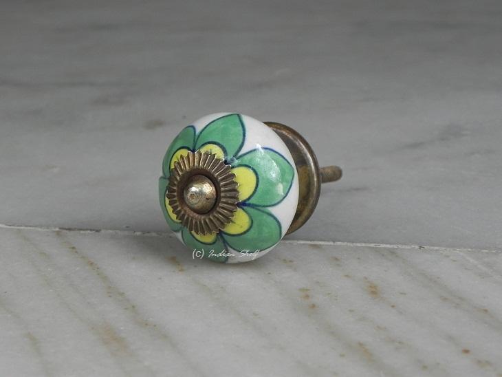 Marsh Marigold Knob