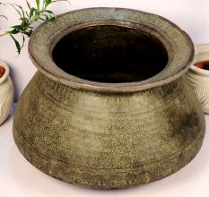 Copper Planter-19.75 X 28.5 Inches