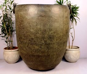 Bronze Planter-40 X 34 Inches