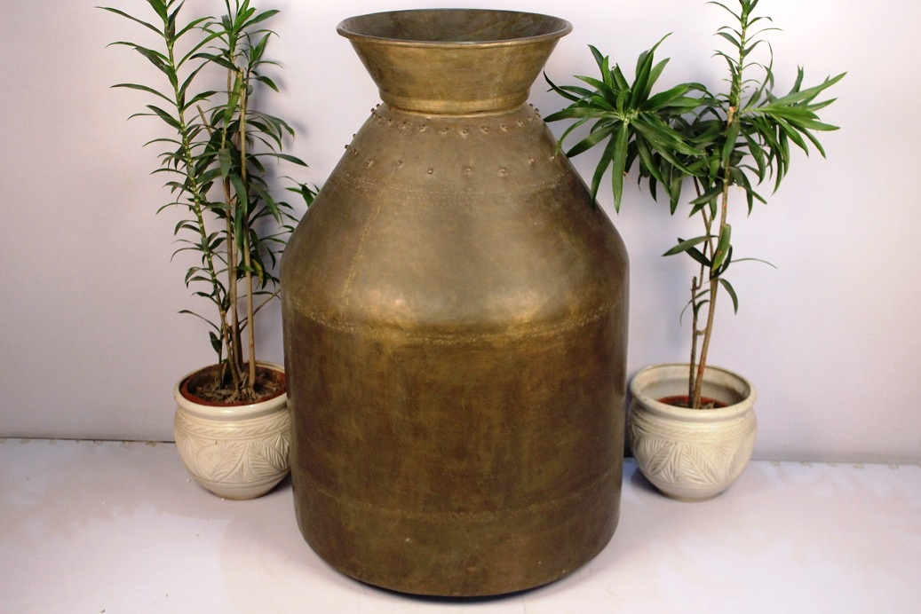 Bronze Planter-42.5 X 28.5 Inches