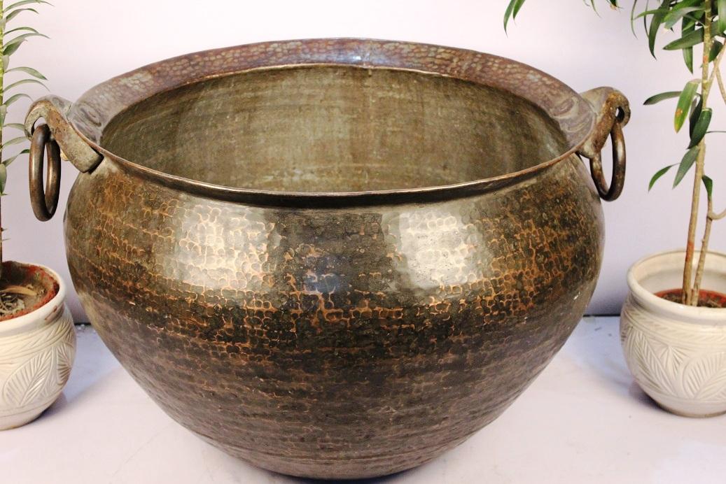 Copper Planter-27.5 X 41.5 Inches