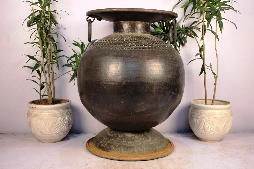 Bronze Planter-31.5 X 25 Inches