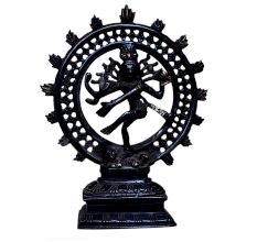 Brass Natraj (Ht-8.25 Inches)