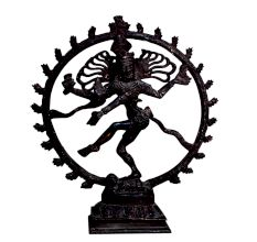 Brass Natraj (Ht-7.5 Inches)