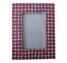 Button Photo Frame 3