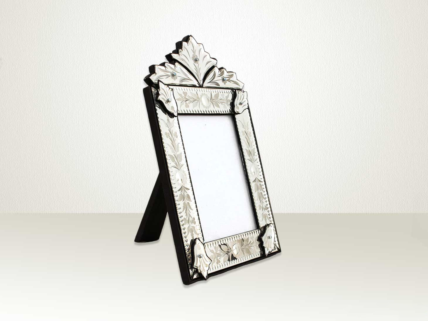 Vintage Venetian Photo Frame-16 inches X 10 inches
