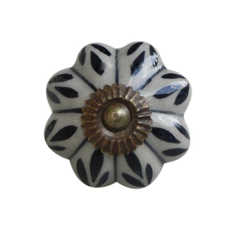 Black Shamrock Knob
