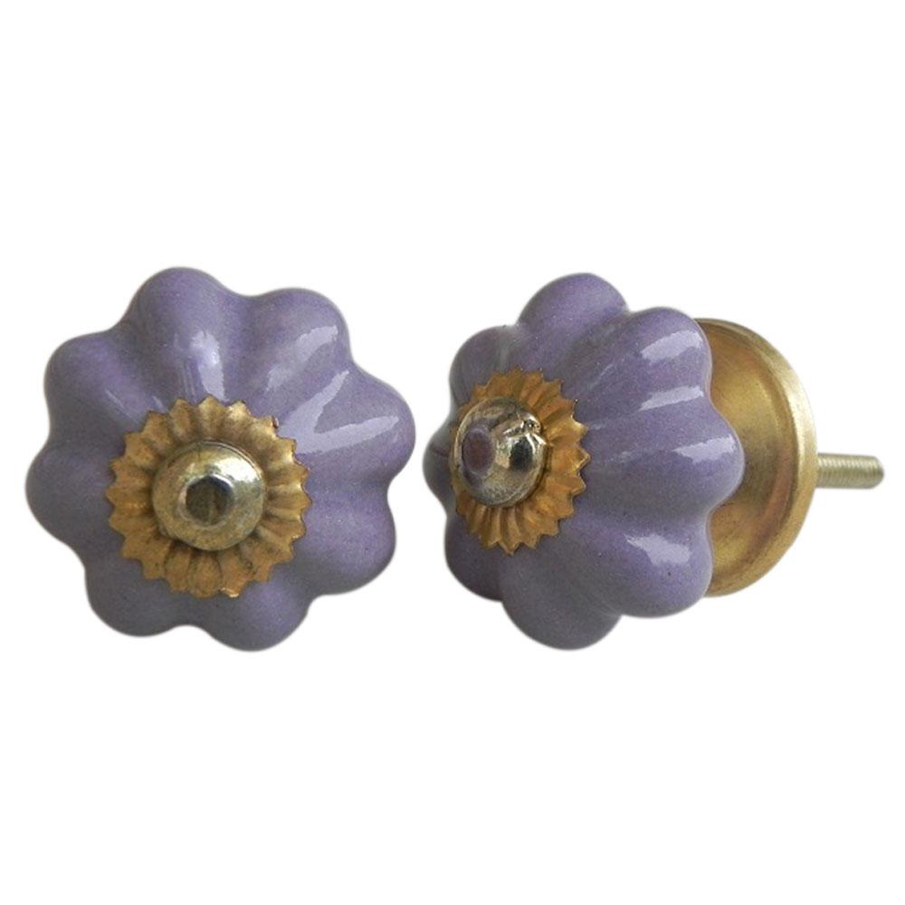 Purple Knob Small
