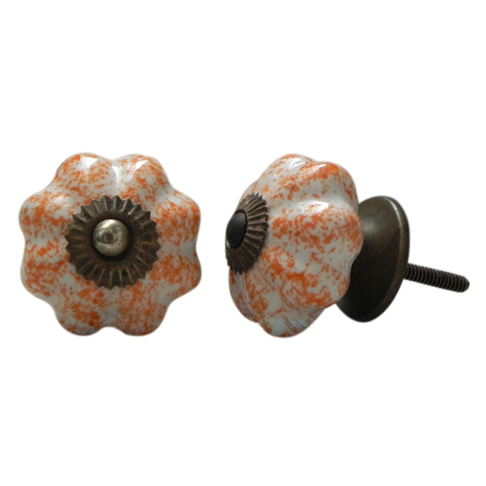 Sprinkled Ceramic Knob