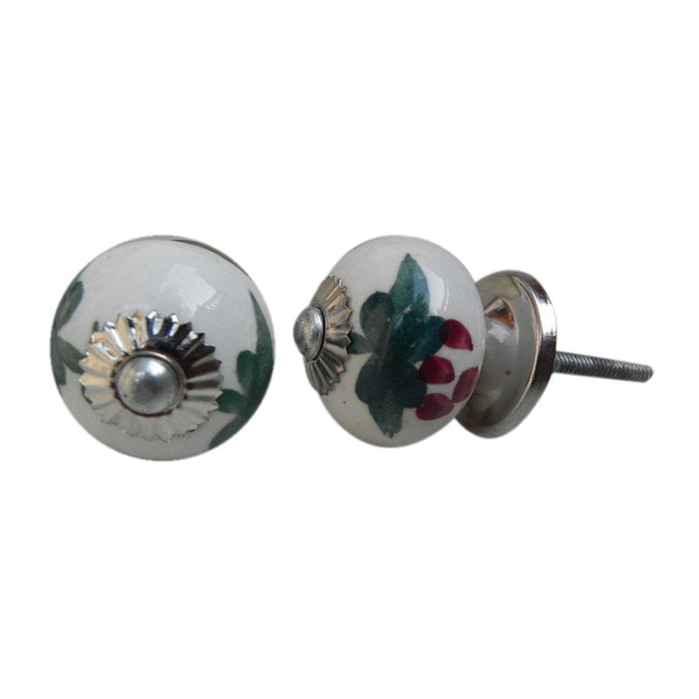 Salvia flower knob