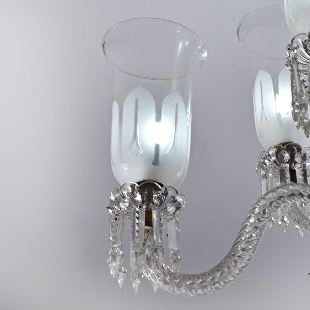 Elegant Modern Crystal Chandelier