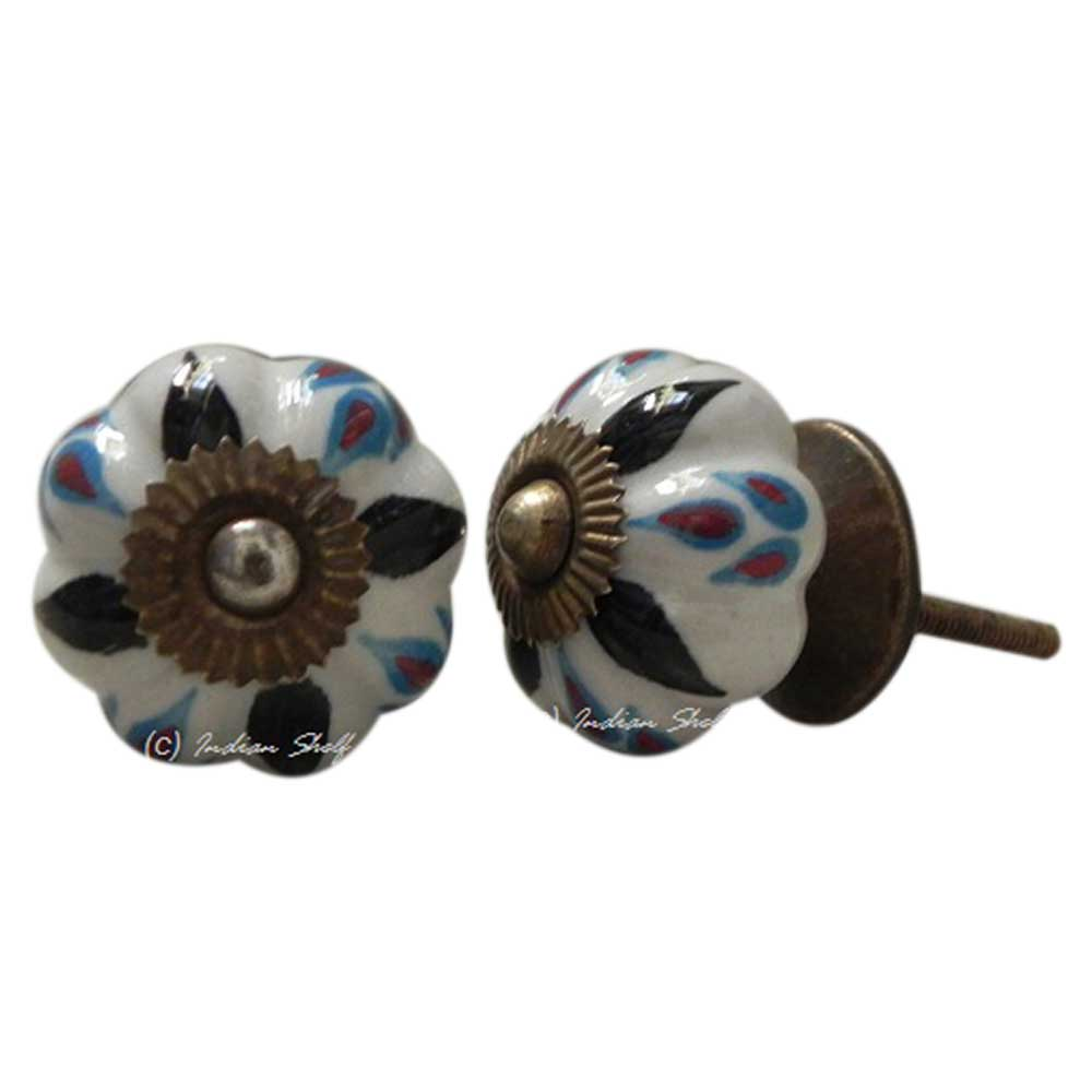 Three Drop Medium Knob