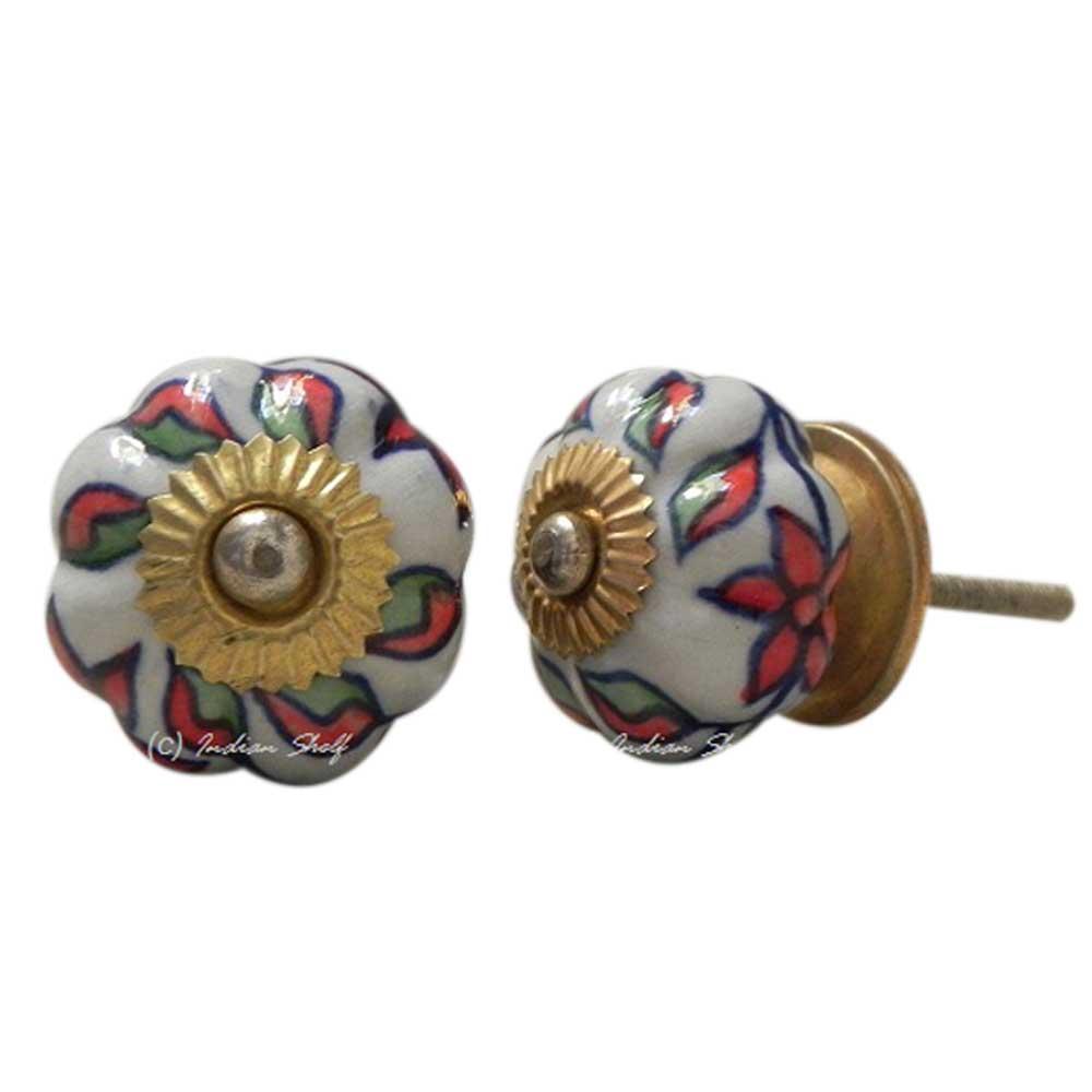 Plumeria medium knob