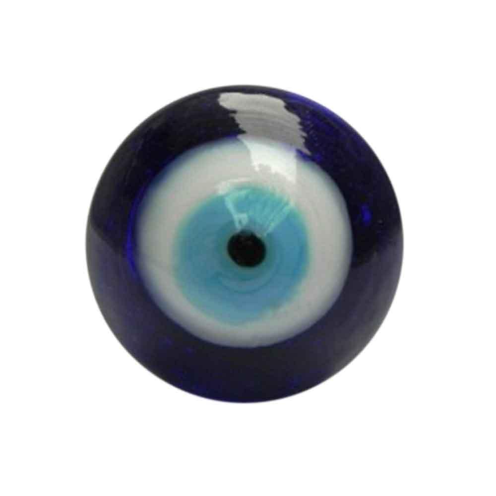 Devil Eye Glass Dresser Knobs