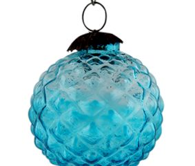 Turquoise Custard Apple Christmas Hanging Online