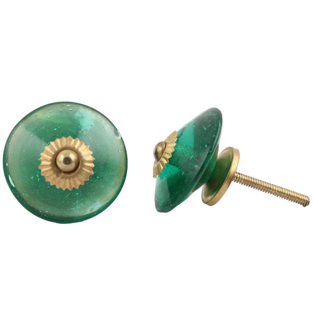 Spring Green Wheel Knob