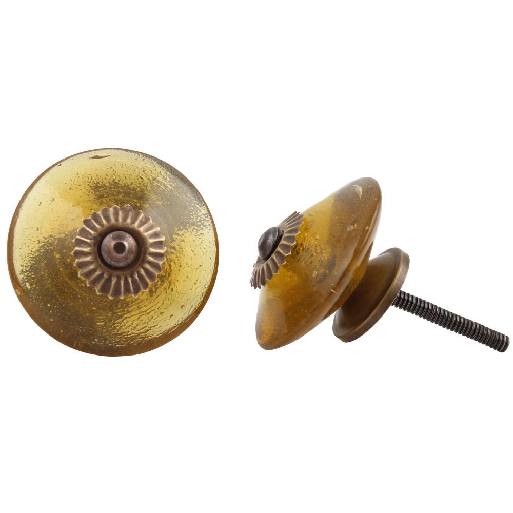 Golden Wheel Knob