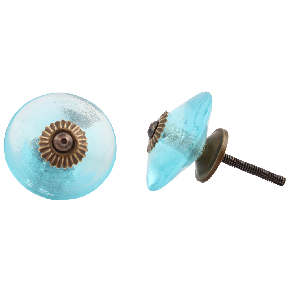Turquoise Wheel Knob