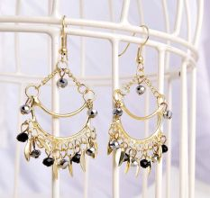Midnight Core Lightweight Earring