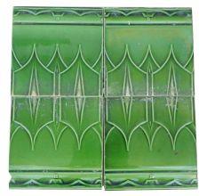 Pea Green Tile -2