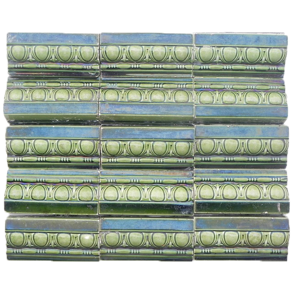 Forest Green Small Tile