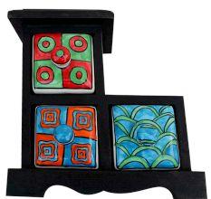 Spice Box-621 Masala Rack Gift Item