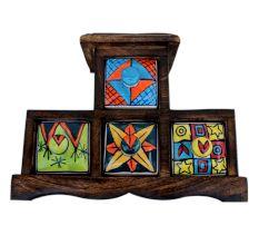 Spice Box-641 Masala Rack Container