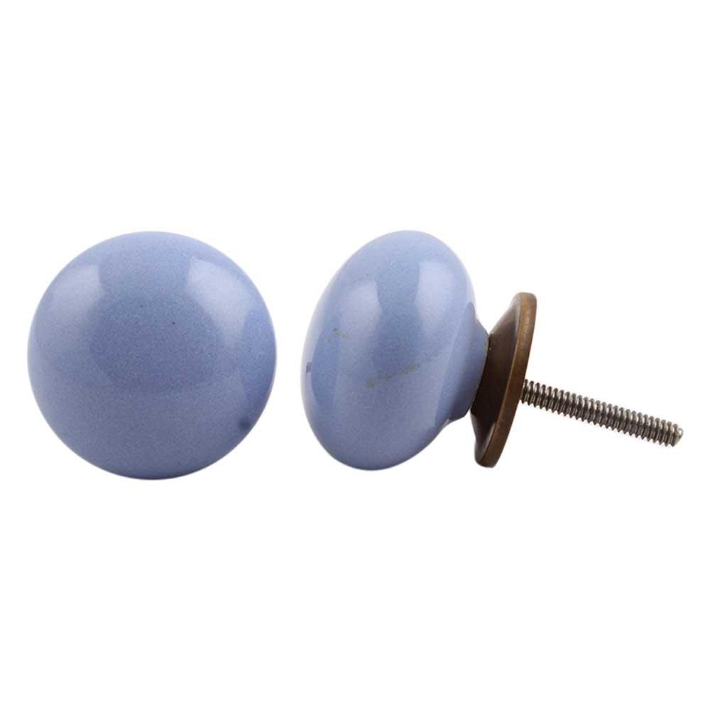 Slate Blue Knob