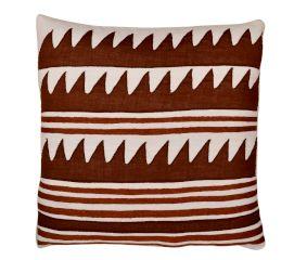 100% Handmade Indian Cushion Cover