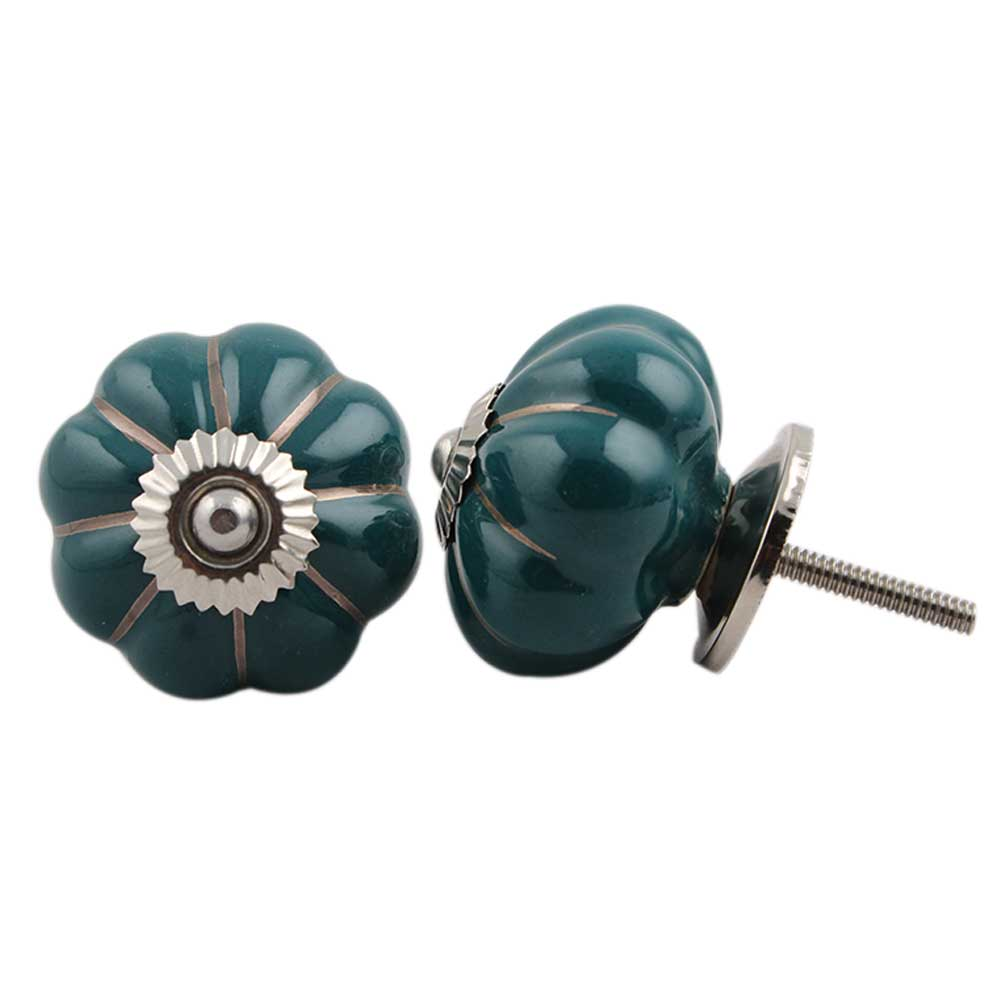 Dark Green Melon Knob