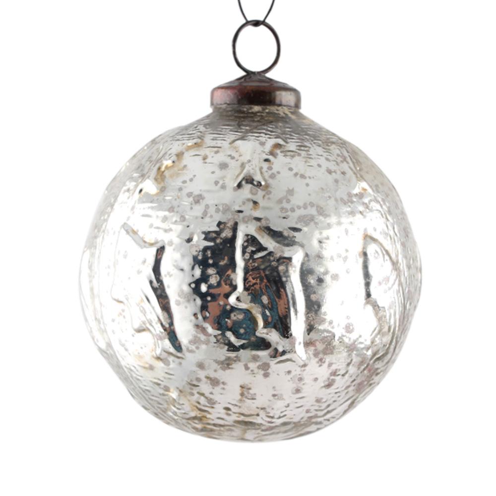 Fish Cut Round Antique Christmas Ornament Online