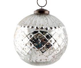 Antique Round Cut Christmas Ornament Online
