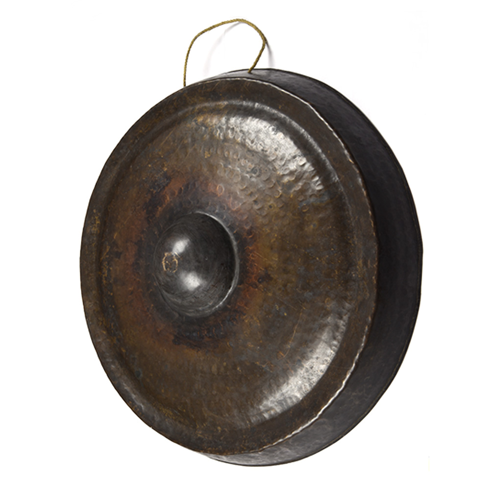 A Rustic Looking Gong