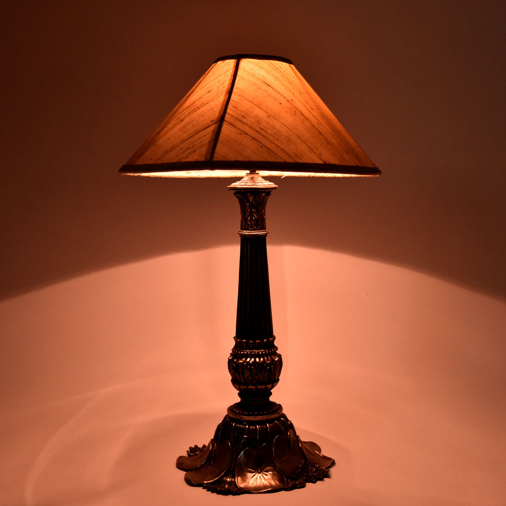 Metal Rococo Style Lamps