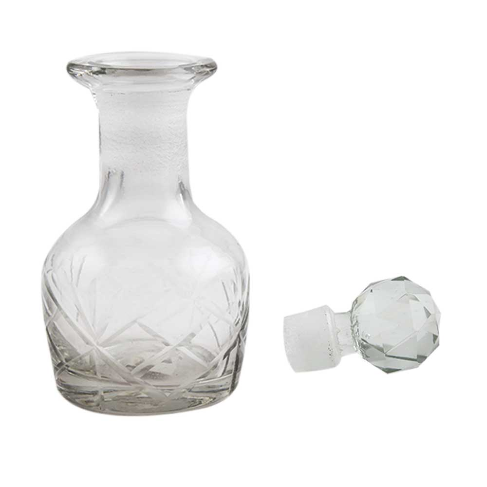 Oval Decorative Glass Bottle Online