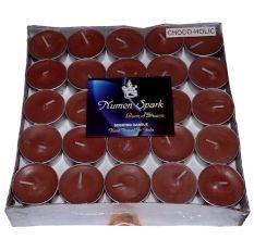 Chocoholic Tea-Light Candle (Pack of 50)