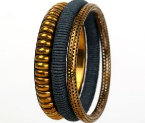 Brass Bangle-56