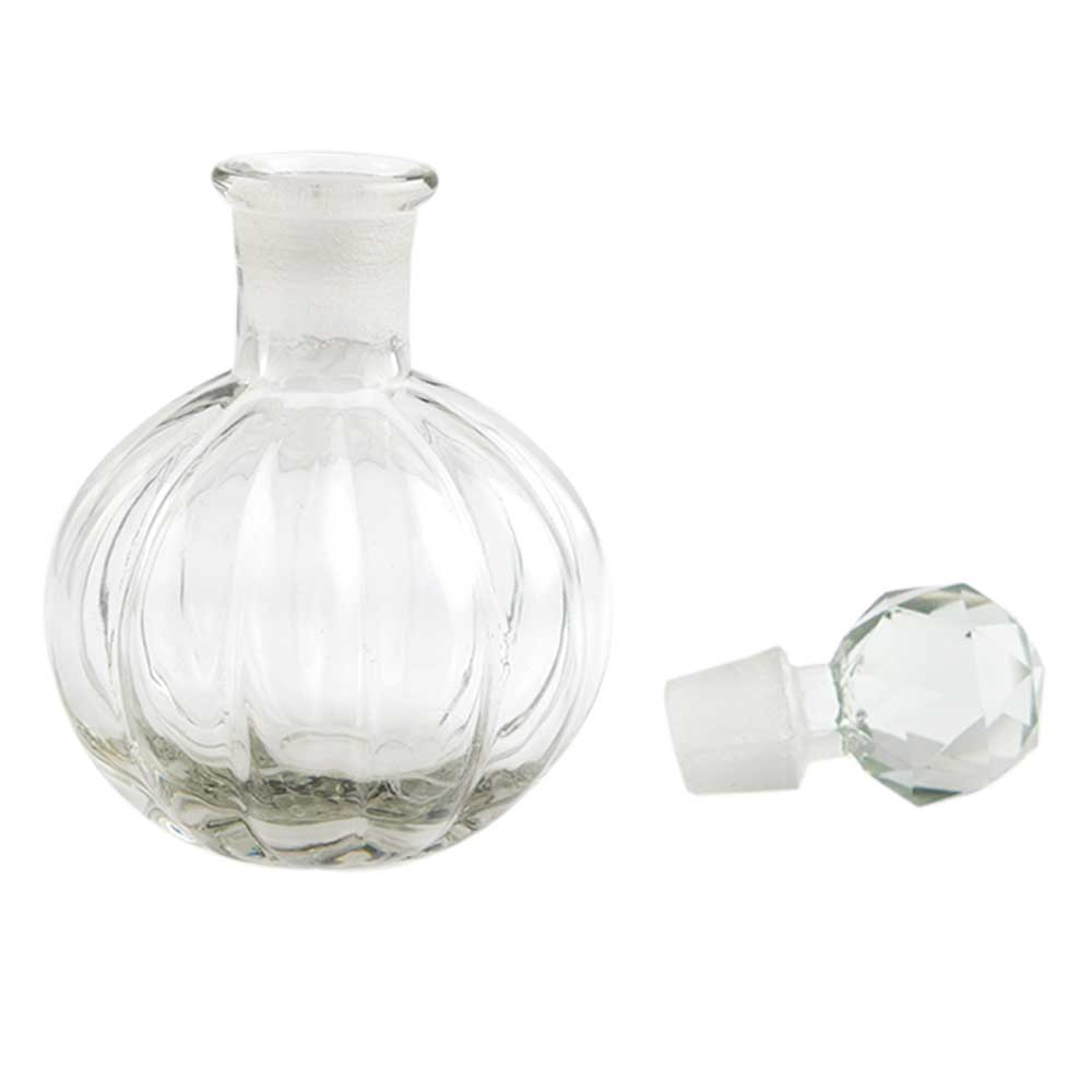 Goblet Small Size Glass Bottle