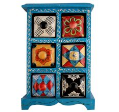 Spice Box-775 Masala Rack Container Gift Item