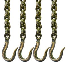 Indoor Brass Zula Kada Swing Chain