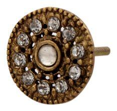 Brass Round Dresser Knobs Online