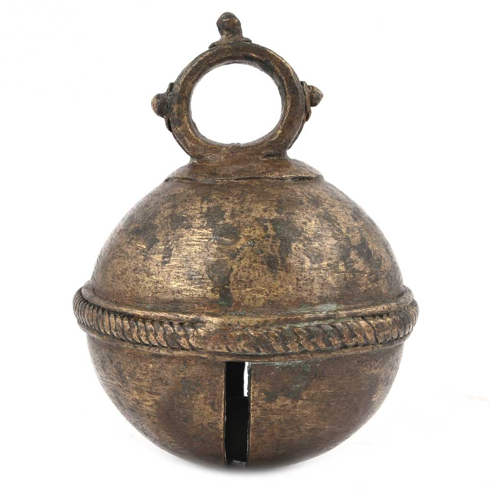 Brass Traditional Cow Bell