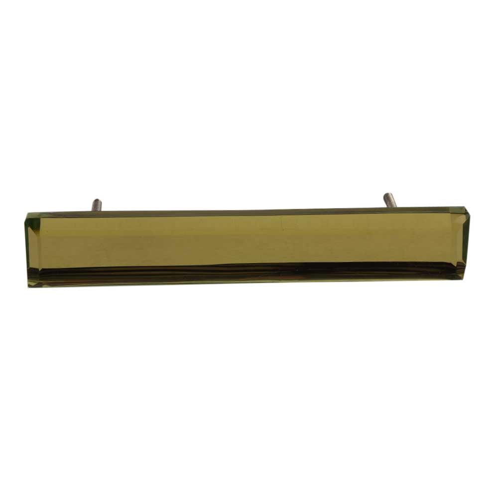 Golden Glass Big Door Handle