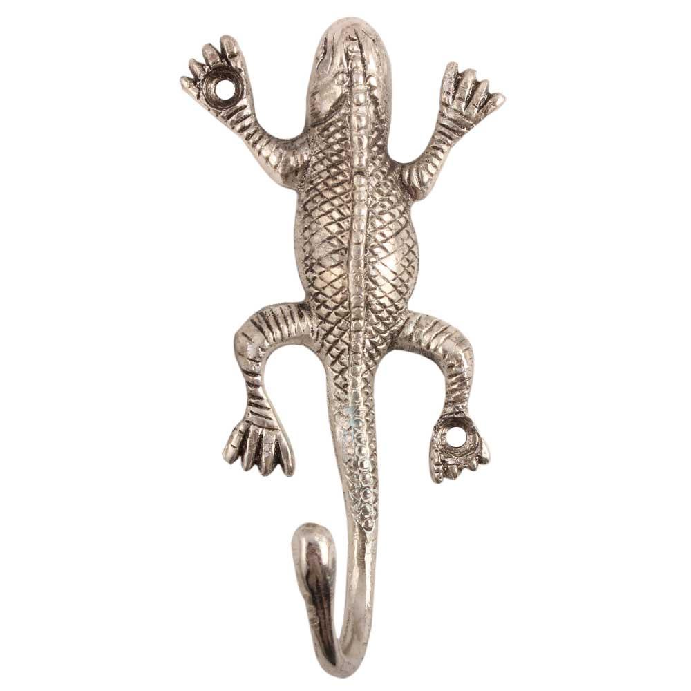 Silver Aluminium Lizard Hooks