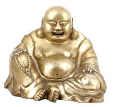 24 cm Sitting Laughing Buddha Statues