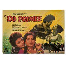Do Premee 1930 Movie Poster