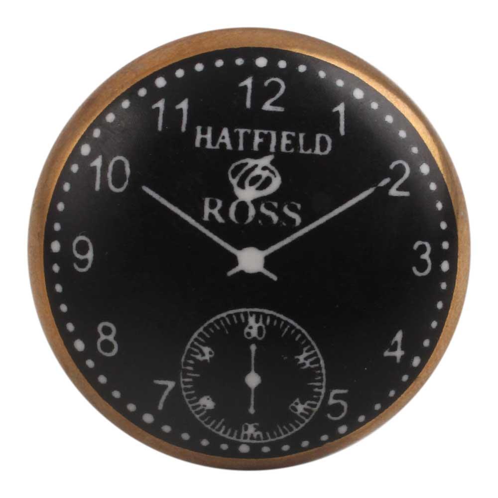 Hatfield Ross Ceramic Watch Flat Cabinet Knob Online